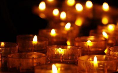 En union de prière