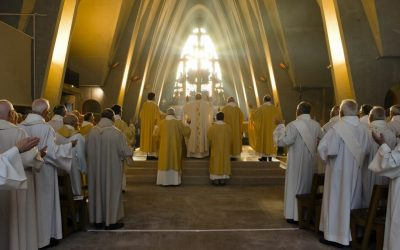 Neuvaine pour les vocations