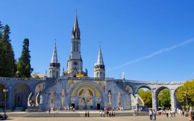 Pèlerinage de Lourdes en ligne