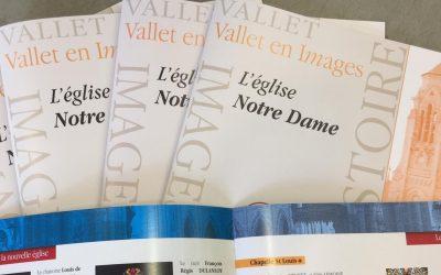 Brochure sur l'Eglise Notre Dame