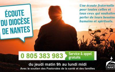 Ecoute du diocèse de Nantes