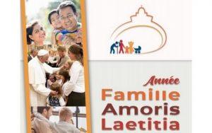 Année «FamilleAmoris Laetitia»