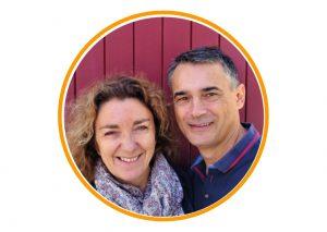 Xavier et Valérie CHIRON, LEME pour la Pastorale Familiale.